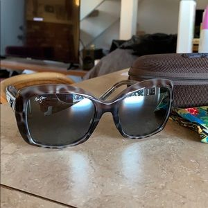 New Maui Jim Style 735-11S Orchid